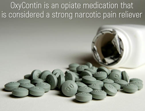 OxyContin Abuse Treatment