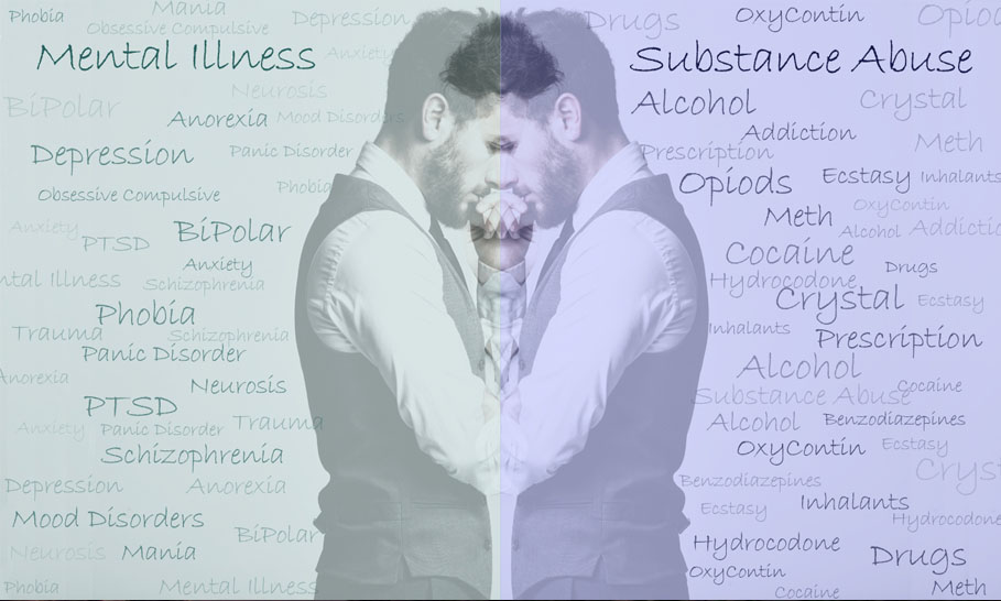 Connection between Drug Addiction and Mental Illness