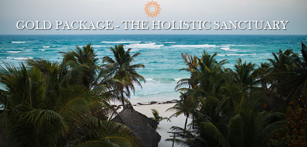 Gold Package At The Holistic Sanctuary