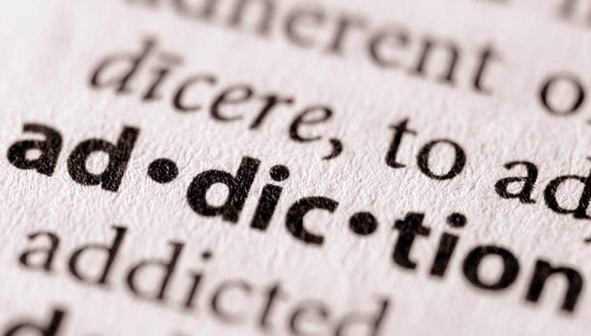 addiction dictionary entry