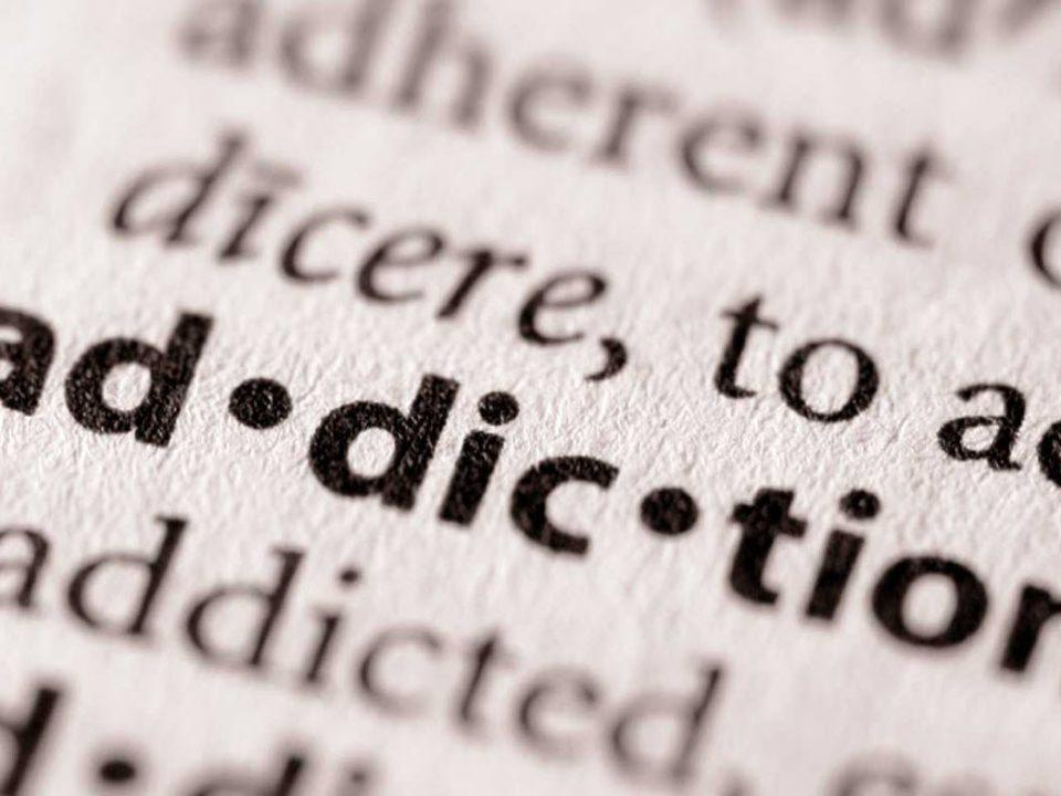 addiction dictionary entry
