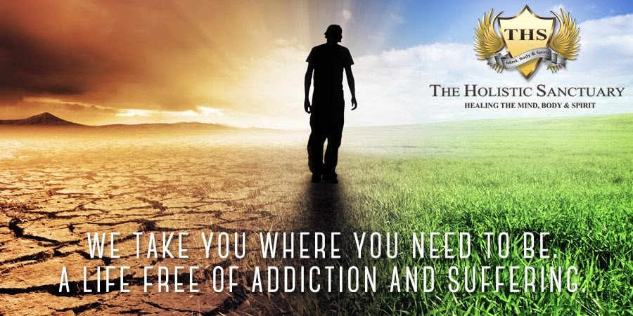 addiction free at the holistic sanctuary lg