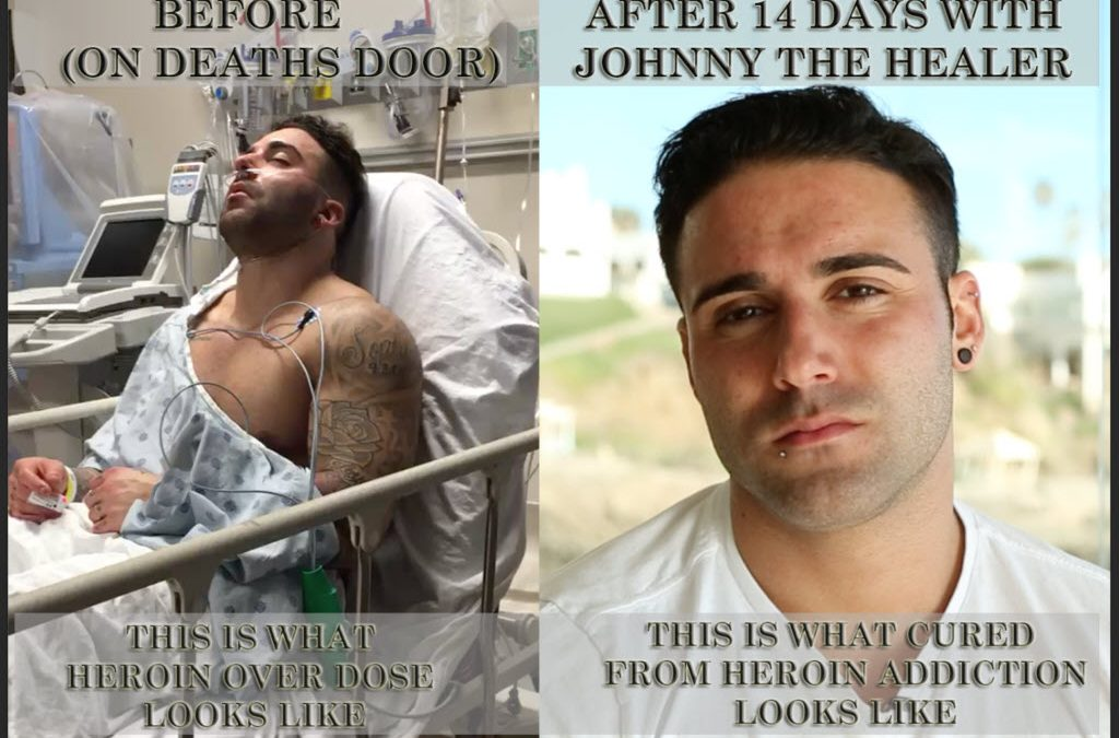 from heroin overdose to recovery in 30 days