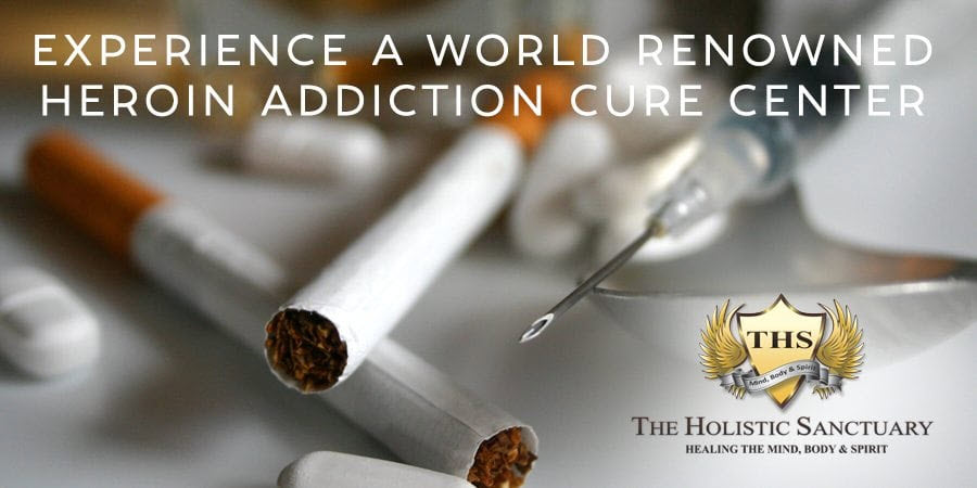 heroin addiction cure center