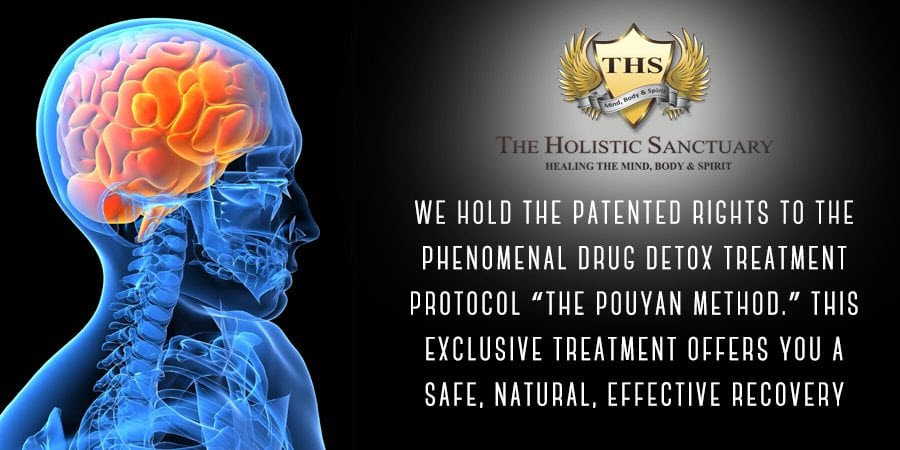 holistic sanctuary detox method