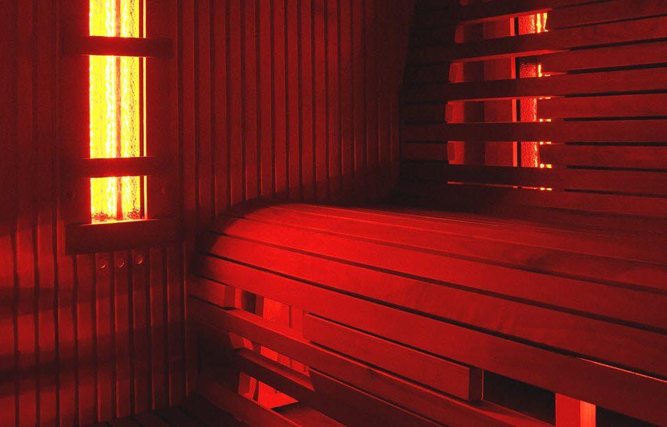 infrared sauna for addiction treatment