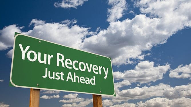 recovery ahead
