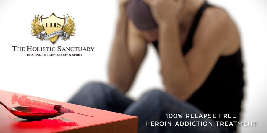 the holistic sanctuary has the cure for heroin addiction