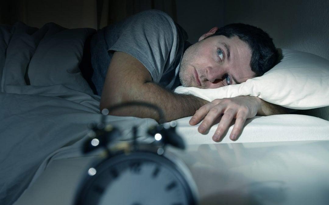 Vivid dreams or insomnia