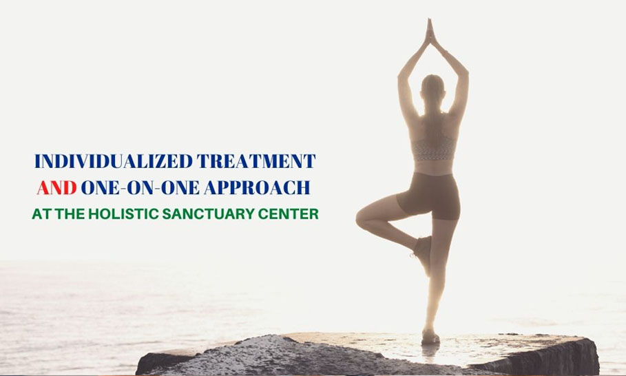 Individualized treatment at The Holistic Sanctuary Center
