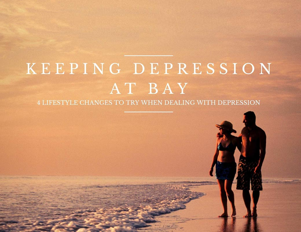 Keeping depression at bay